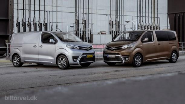 El-bussen – Toyota Proace Verso Electric