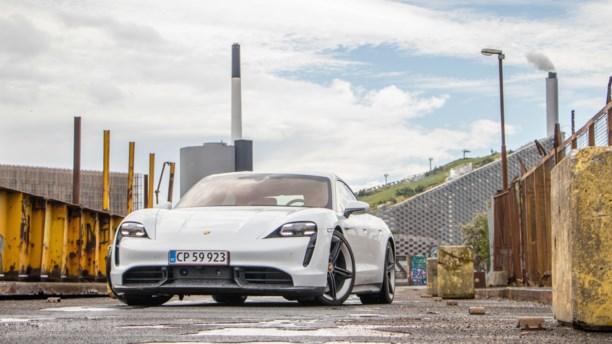 Fremtiden lige nu – Porsche Taycan Turbo S