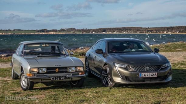 Fransk forkælelse på business class – Peugeot 508