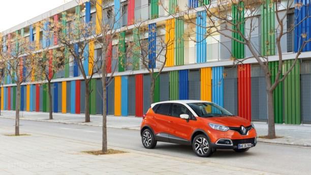 Renault Captur 1,5 dCi Dynamique