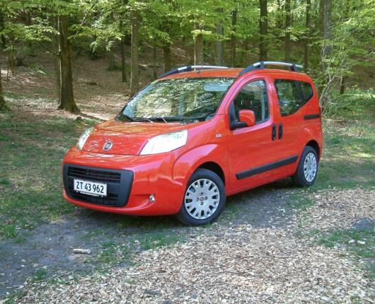 Fiat Qubo 1,3 MJT MTA