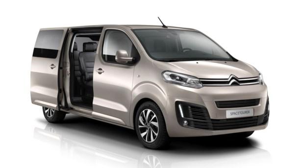 Ny Citroën SpaceTourer