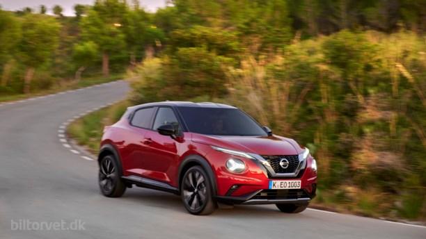 Kongen af crossover – Nissan Juke er tilbage for fuld kraft