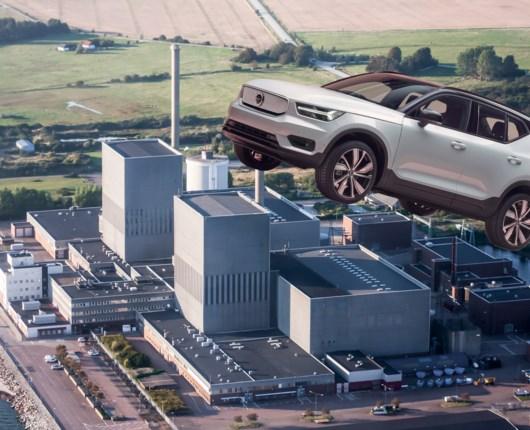 Start Barsebäck! Her er Volvos første elbil