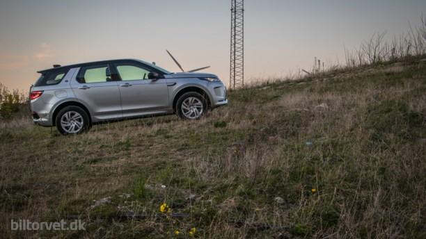 Til den vilde storbyjungle – Land Rover Discovery Sport er bedre end nogensinde