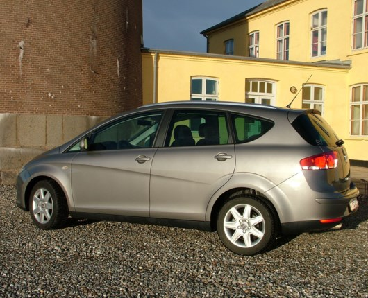 Seat Altea XL 1,9 TDI DSG