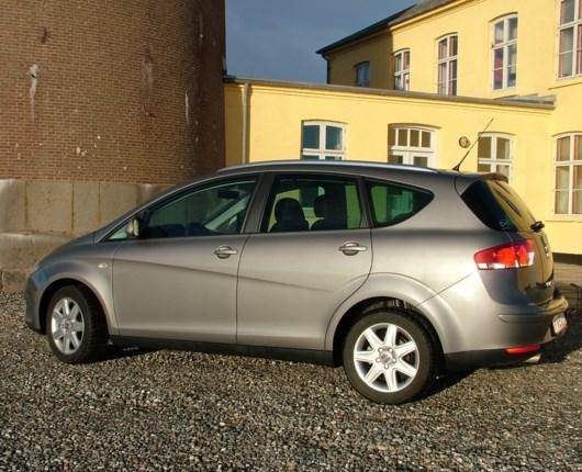 Seat Altea XL 1,9 TDI DSG