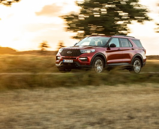 Den amerikanske burger – Ford Explorer Plug-in Hybrid