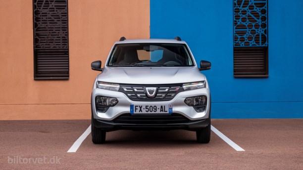 Danmarks billigste elbil – så billig bliver Dacia Spring