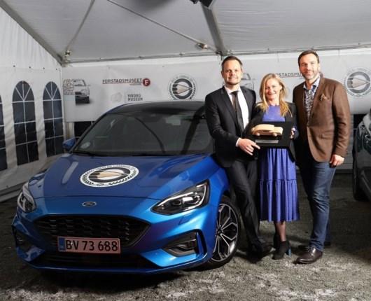 50 års historie – Ford Focus vandt Årets Bil