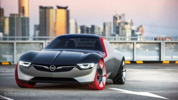 Ny Opel GT Concept