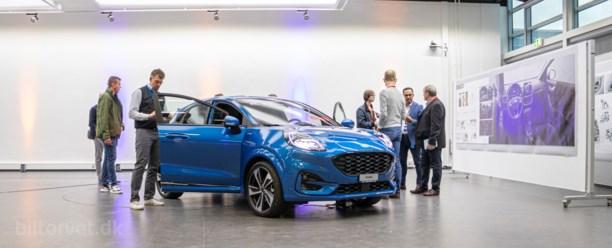 Derfor er SUV'en stadig så populær – Ford afslører alt om Puma