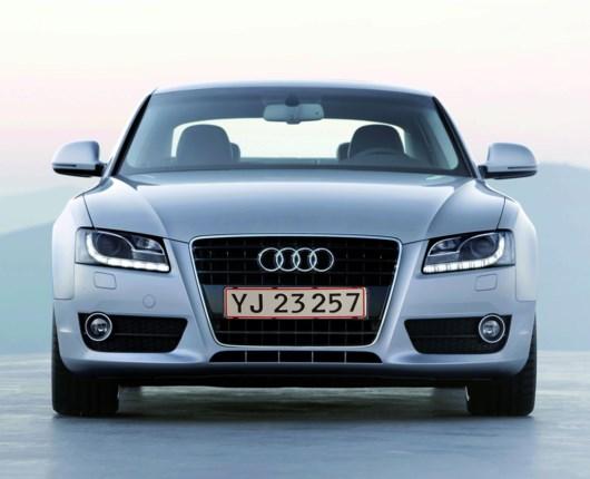 Audi A5 3,0 V6 TDI quattro