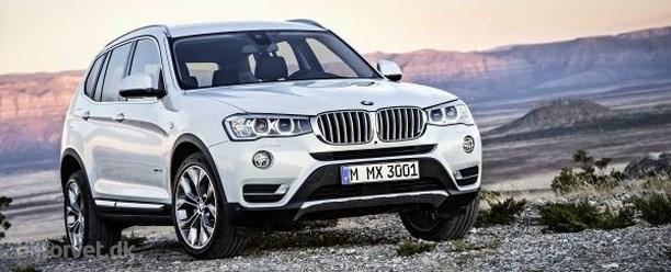 Ny BMW X3