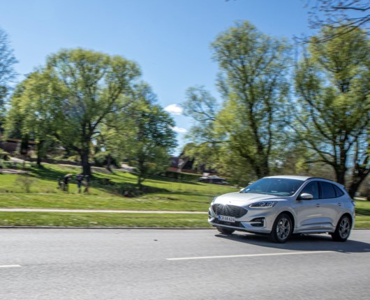 Forførende og familievenlig Ford Kuga Plug-In Hybrid