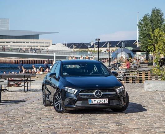 Komfortens pris – Mercedes A-Klasse