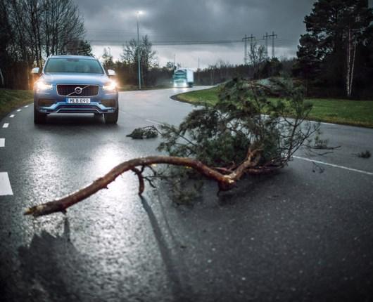 Volvoer i hele Europa kan nu advare hinanden
