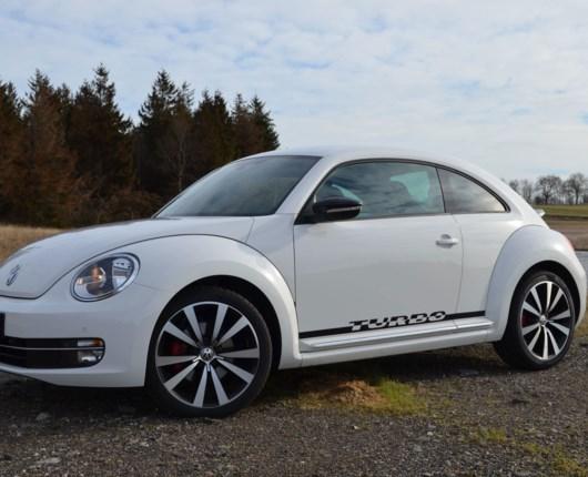 VW Beetle 2,0 TSI Sport