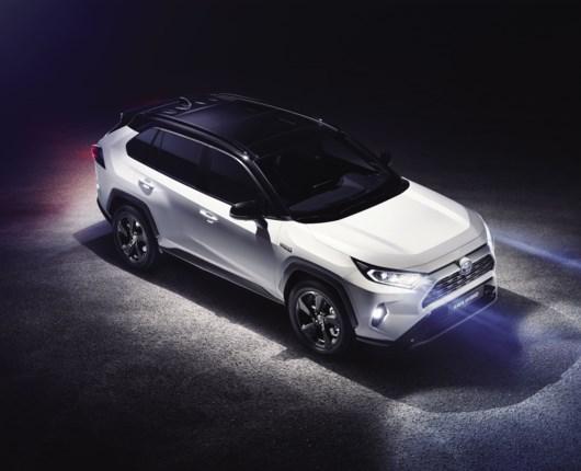 Nu skal Toyota være hip – her er den nye Toyota RAV4