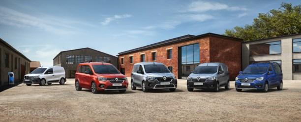 Renault Kangoo bliver sejere - og udrydder Dacia Dokker