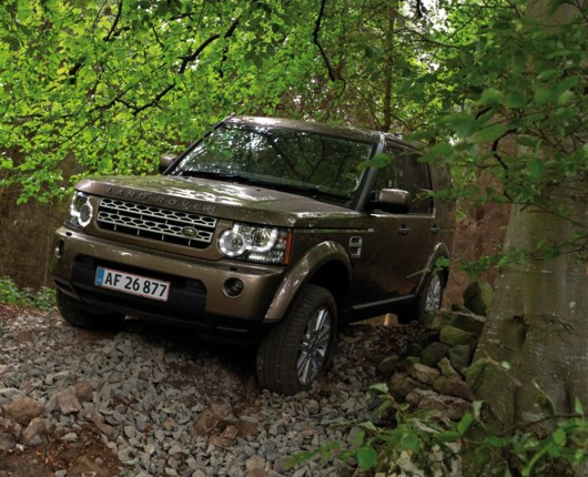 Land Rover Discovery 4 3,0 TDI HSE