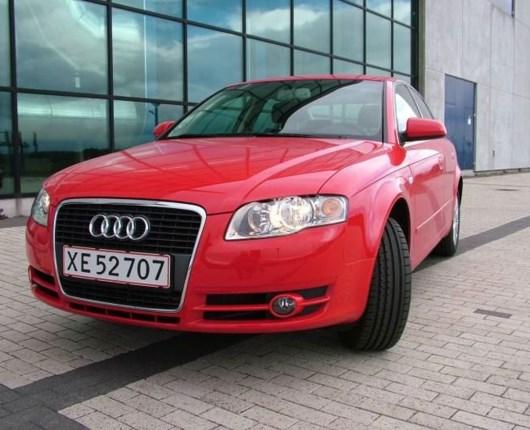 Audi A4 2.0 T FSI Limousine