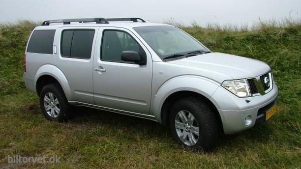 Nissan Pathfinder 2,5 dCi Aut.