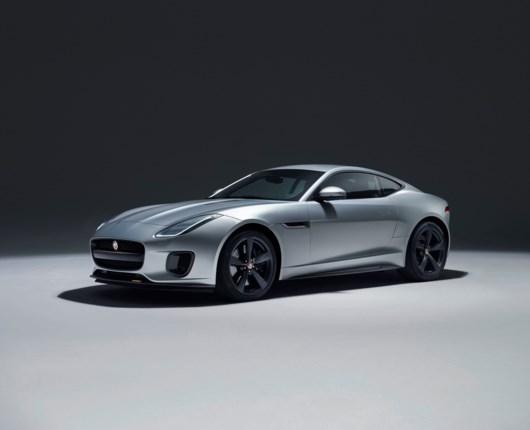 Ekstremt vellykket facelift til Jaguar F-Type!