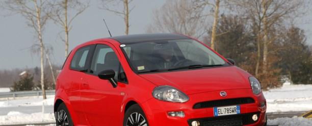 Ny Fiat Punto