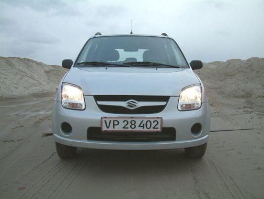 Suzuki Ignis 1.5 4WD