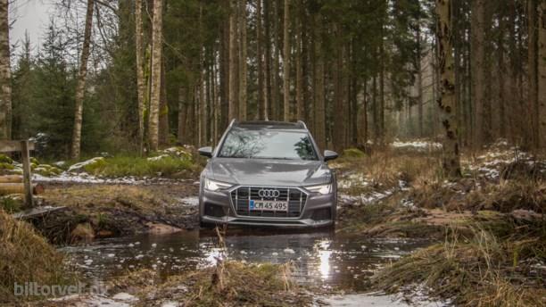 Bedre end en SUV? Audi A6 Allroad er bilernes svar på en schweizerkniv