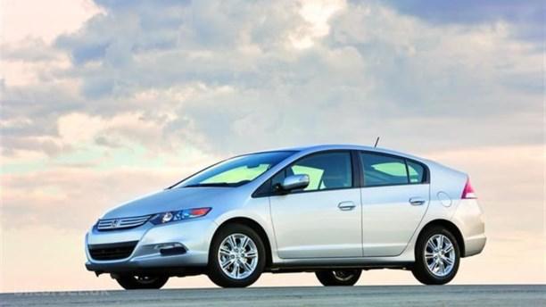 Første glimt af Honda Insight