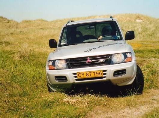 Mitsubishi Grand Pajero 3.2 DI-D Van