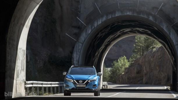 Franske turbokræfter i Nissan Qashqai