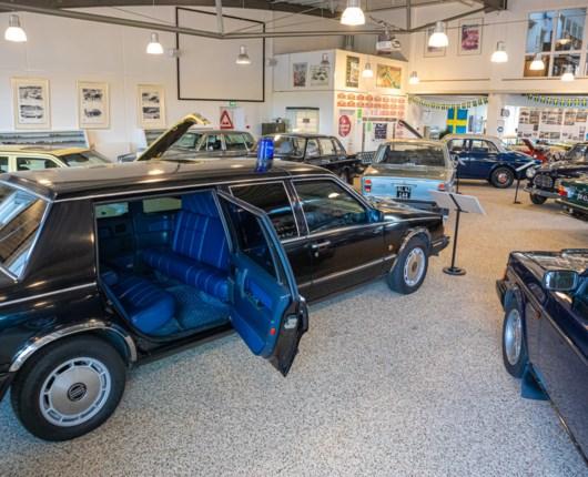 Hold Dem til Volvo - reportage fra Sommers Museum