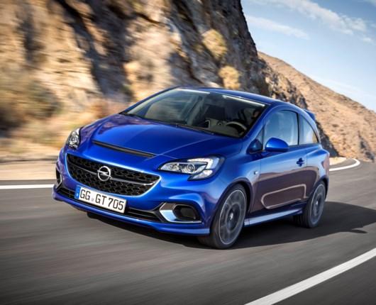 Ny Opel Corsa OPC!