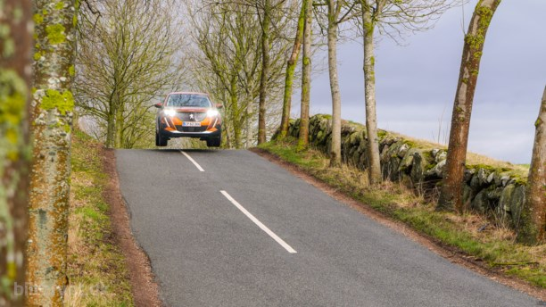 Den flyvende crossover – ny Peugeot 2008 overrasker positivt