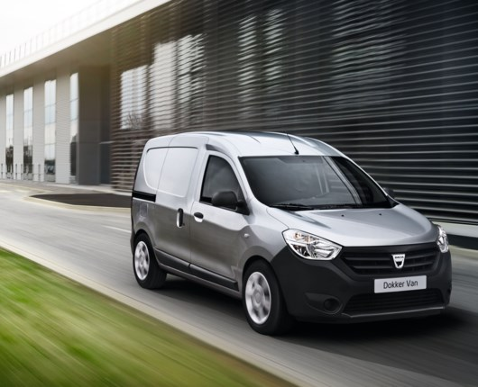 Dacia klar med første rigtige varebil - Dokker