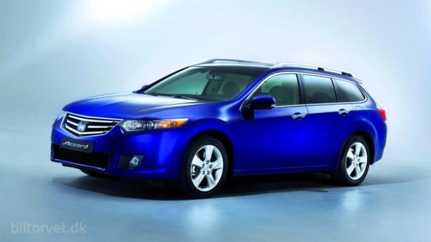 Ny Honda Accord