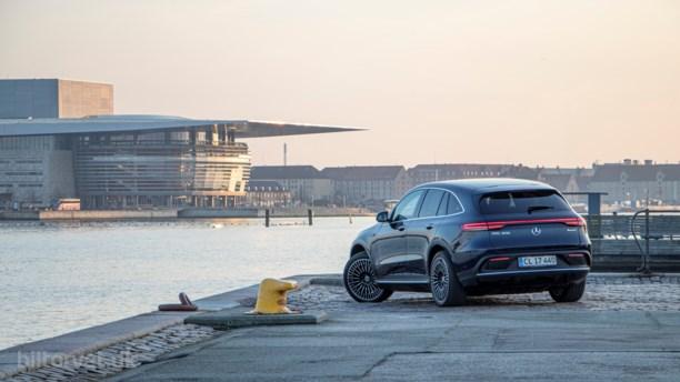 Lydløs luksus – Mercedes EQC
