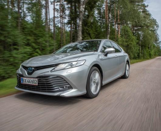 Toyota henter Camry ud af alderdomshjemmet