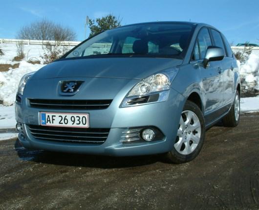 Peugeot 5008 1,6 HDi Premium