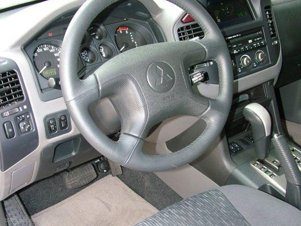Mitsubishi Grand Pajero