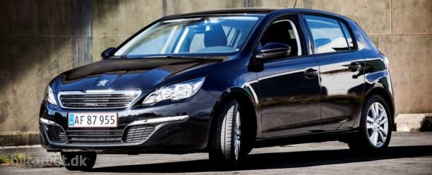 Peugeot 308 1,6 Active