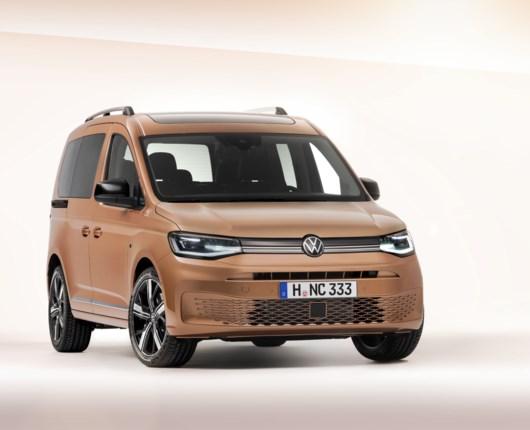 Digital familiecontainer – her er den nye Volkswagen Caddy