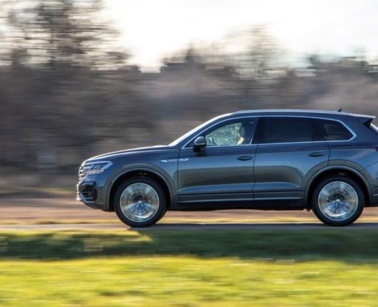 Det tyske multitool – Volkswagen Touareg