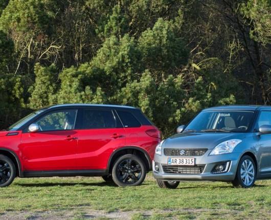 Suzuki vil hente kunder via privatleasing