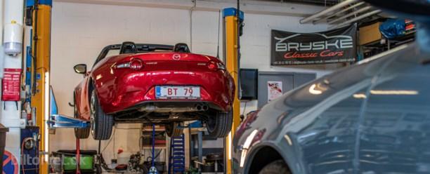 Brugttest – Mazda MX-5 er den fornuftige sportsvogn