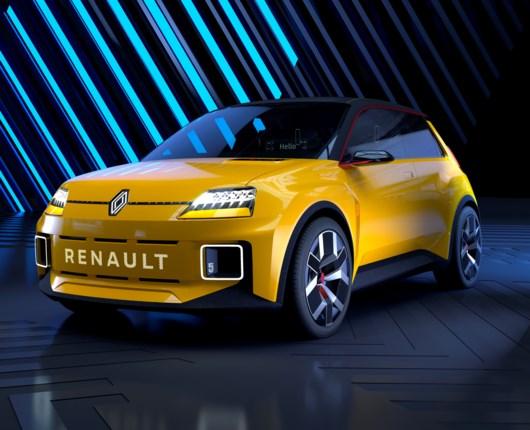 Renault genopfinder 5 som charmerende elbil