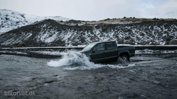 Amarok V6 – det islandske eventyr